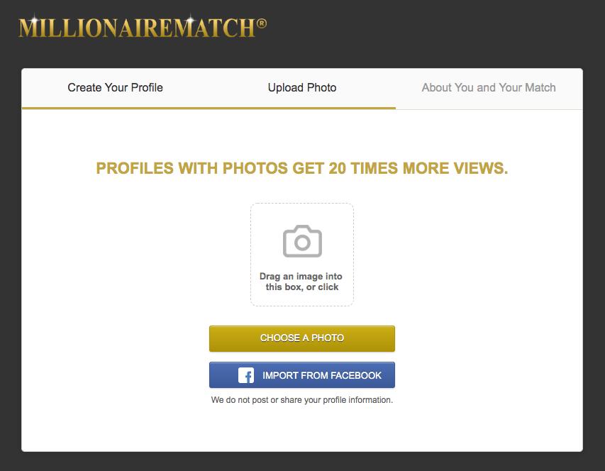 Millionaire match dating site beoordelingen